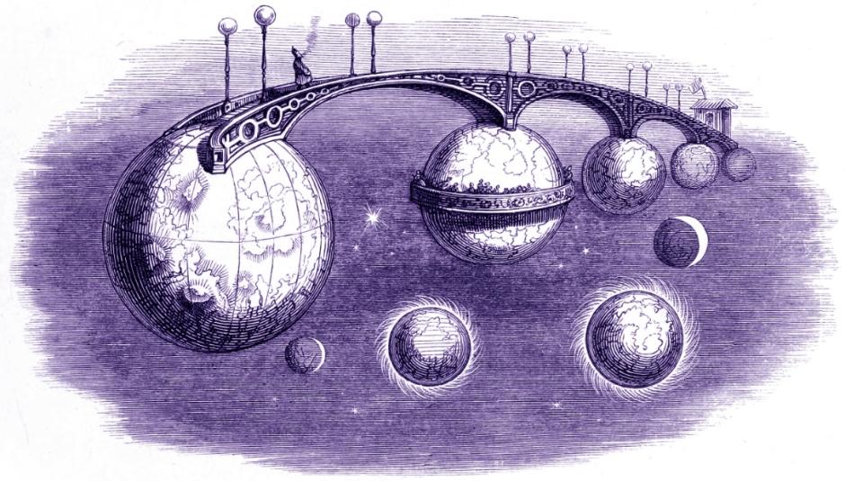 BY J.J. GRANDVILLE (1844)